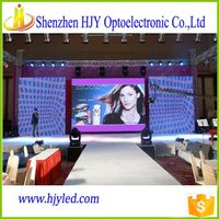 High Quality P6 Indoor Led Display Screen