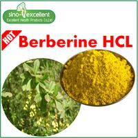 Berberine hydrochloride Berberis Aristata extract