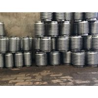 stainless steel bellows DN80 SS321