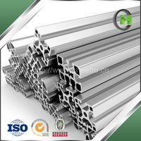 High Quality Anodized Silver Aluminum Extrusion for Bicycle Wheel Rims thumbnail image