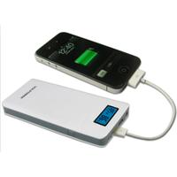Fcc ce rohs universal power bank 15600mah external battery charger thumbnail image