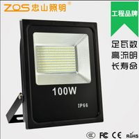 SMD chip flood light & 100 rate power