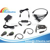 DC Power Cable Set For LED Lighting