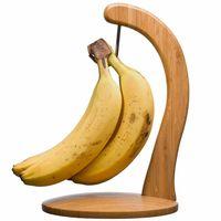 BH001/Bamboo Fruit Banana Hanger Banana Rack
