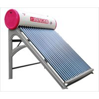 practical compact  non-pressure solar water heater