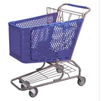 Plastic Shopping Trolley thumbnail image