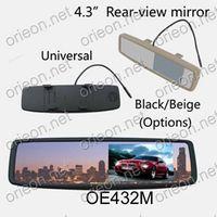 "4.3"" Universal Rear View Mirror Car Monitor"