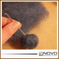 Made in China nonwoven punch needles for sale