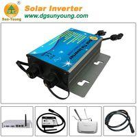 250Watt 300Watt PV grid tie inverter for solar system