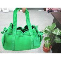 customized neoprene shopping bag