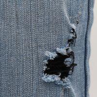 TR four way stretch Eco-friendly Denim Fabric Wholesalerrecycled fiber textile Distributor