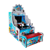 42 inch double super shot double match video game lottery game machine thumbnail image