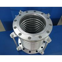 compensator stainless steel bellows expansion joint DN200 PN16 thumbnail image