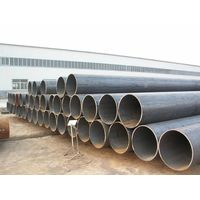 ASTM 106/A53 GR.B seamless steel pipe(Factory ) thumbnail image