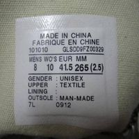 cloth lable for shoes