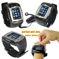 Hot-selling Cell phone Watch-Touch Screen Bluetooth Watch 007+