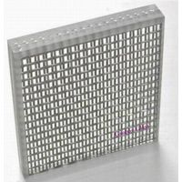 Laminated glass with metal insert