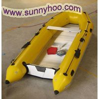 6 Persons Inflatable Motor Boat