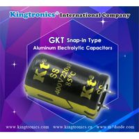Kt Kingtronics GKT-SS Aluminum Electrolytic Capacitors - Snap-in Type