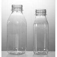 8 fl oz 12 fl oz 350ml Cold Pressed Juice Bottle Packaging Wholesale PET plastic drinking bottles thumbnail image