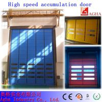 high speed door, fast door, roller shutter