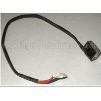 HP PAVILION DV5 DV6 DV7-2000 CQ61 CQ71 536857-001 DC POWER JACK w/ CABLE 533512-001 531864-001 53346