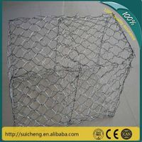gabion box/ galvanized gabion box/ gabion basket
