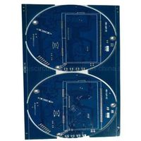 OEM Design Blue Solder Mask HASL PCB Board