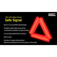 Self defence safe-Signal for vehicle accident