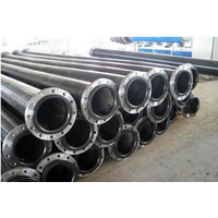 dredge and discharge large diameter UHMWPE pipe