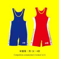 weightlifting costumes