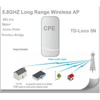 5.8Ghz 300Mbps outdoor router, wireless Bridge /CPE/WISP/Gateway with IP65 waterproof casing, Athero