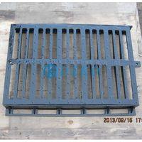 D400 750x300/400/500x50mm Ductile Iron Manhole Cover Ductile Iron Tree Grating thumbnail image