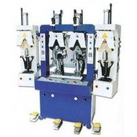 2 Cool & 2 Hot statios backpart moulding machine