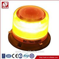 Emergency single flash bulb of Led lamp strobe police lights waterproof DC 12v/24v