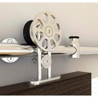 High precision stainless steel hanger wheel for wooden sliding door