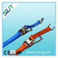 2021 Ratchet tie down cargo with end fittings thumbnail image
