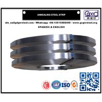 Cold Rolled Annealed Steel Strip