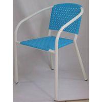 outdoor garden chair Cheap Stacking Outdoor Plastic Chair XRB-035-B
