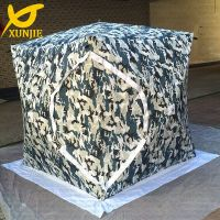 Russian Market Camouflage Ice Fishing camping Tent