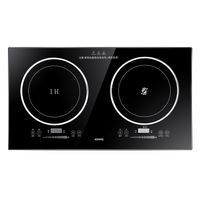 3500W double burner commercial induction cooker thumbnail image