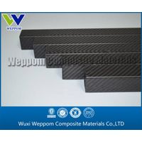 Carbon Fiber Rectangle Tube/ Square Tube with competitive price