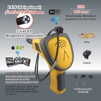 99W Super Wi-Fi Borescope