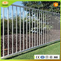 Hot Sale Black Aluminum Fence Panels,Pool Fence