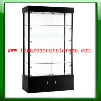 ashional glass display showcase,jewelry display showcase,glass showcase on HOT selling thumbnail image