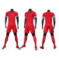 Men soccer jerseys wholesale soccer uniforms diy new design football shirts LIB2003 football kits thumbnail image
