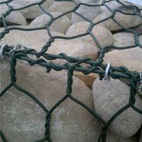 PVC coated hexagonal gabion mesh thumbnail image