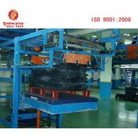 Desiree-Batch-off Unit Rubber Sheet Cooling Machine