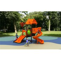 China manufacturer kids outdoor playground OME provided for amusement park