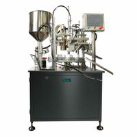 Automatic filling sealing machine thumbnail image